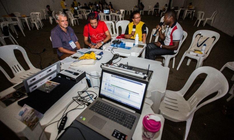 Tá no ar a Rádio FAMA para democratizar a comunicação