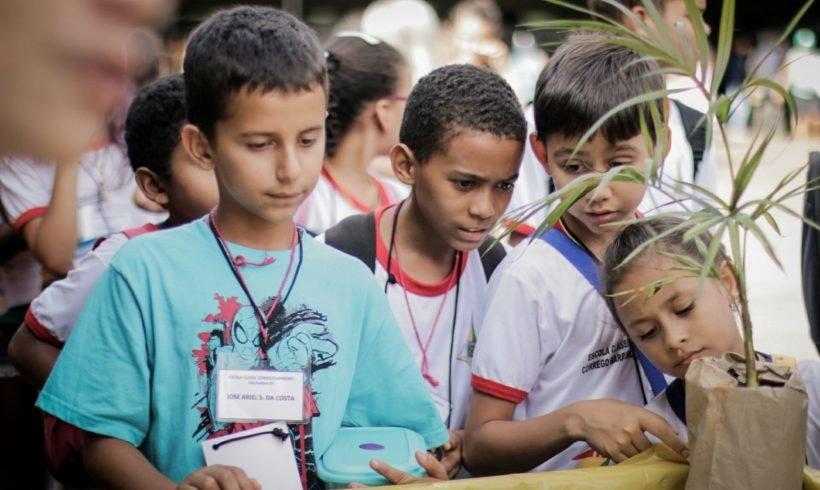 Escolas do Distrito Federal e região participam de atividade do FAMA