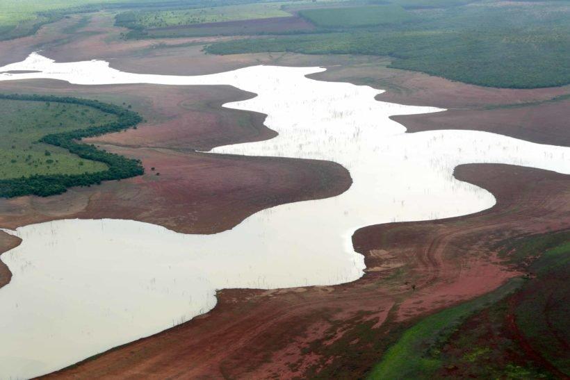 Como o agronegócio está exportando nossa água