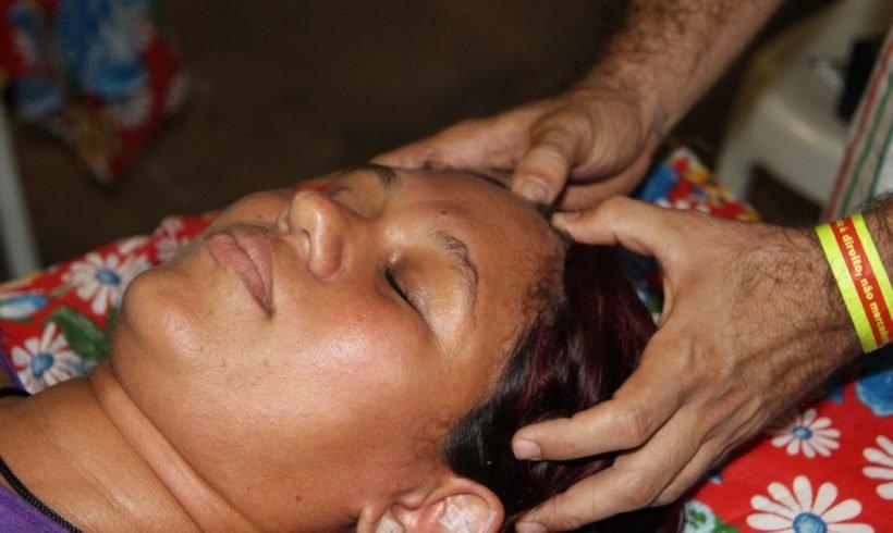 Espaço Saúde do FAMA promove práticas integrativas e saúde preventiva