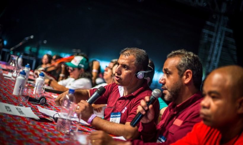 """""""Os adversários não estão entre nós"""", aponta integrante da FNU"""